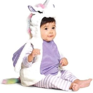Hyde and Eek Infant 0-6 months unicorn costume